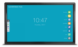 "Clevertouch PLUS - 55"" - 20 p touch - m Android"