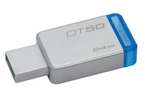 Kingston USB minne 64GB, 110MB/s  USB3.1