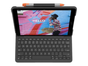 "Logitech Slim Folio iPad 7th 10,2"" (2019)"