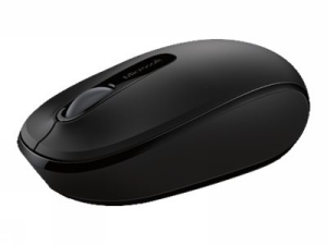 Microsoft Wireless Mobile Mouse 1850 for Business - Mus - optisk - 3 k