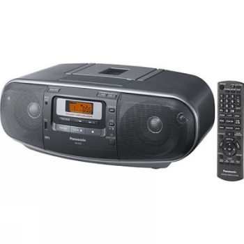 Panasonic CD/Kassett Radio USB 20W