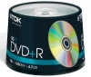 TDK DVD+R 4.7GB 50-p cakebox