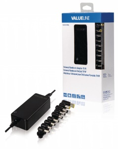 Notebook Adapter 15 / 16 / 19.5 VDC 70 W