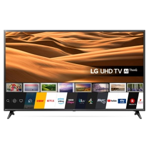 LG 65UK6300PLB - 65 tum - Smart TV - webOS - ThinQ AI - 4K