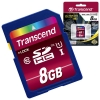 Transcend SDHC Card 8GB Class 10 UHS-I
