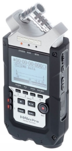 Portable mp3/wav recorder up to 24-bit/96kH